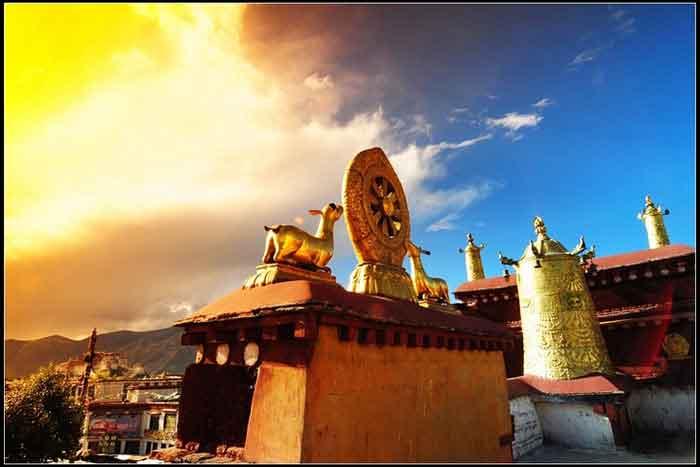 乐享西藏卧去飞回十日游