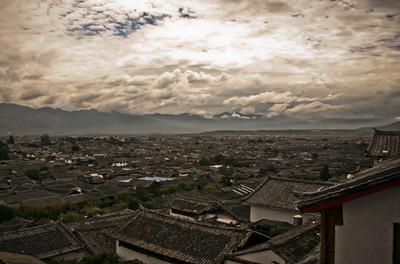 世界文化遗产:大研古城